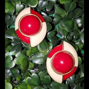 Vintage Cane Earrings